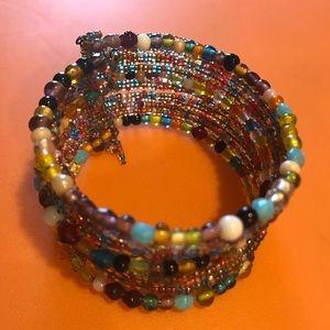 Jewelry - Chunky wrap bracelet
